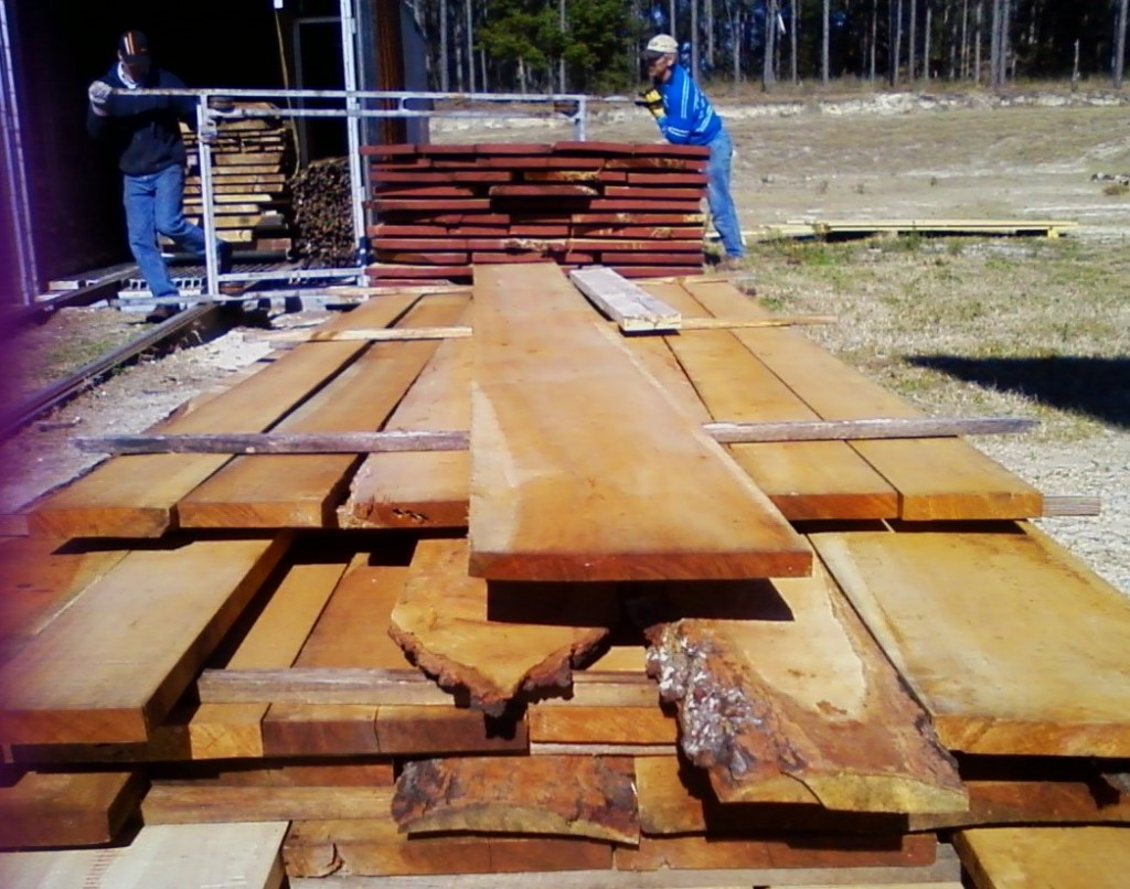 Pecan and Cherry Boards